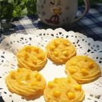 玉米豆渣曲奇软饼