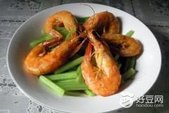 香芹美极虾