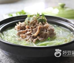 羊肉萝卜丝汤