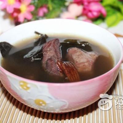 龙利叶瘦肉汤