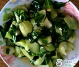 清新小青菜