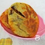 地瓜枣泥发面饼