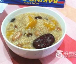 南瓜小米养生粥