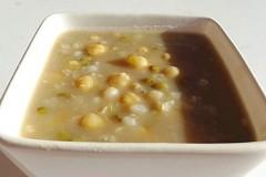 双豆双麦粥