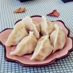 白萝卜猪肉水饺