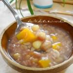 玉米南瓜糯米粥