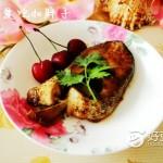 酱烤三文鱼