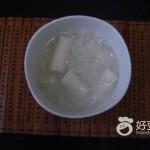 山药糯米粥