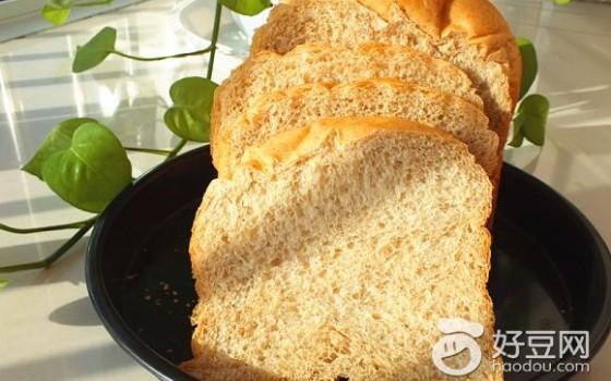 面包机黑麦吐司