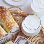面包机版酸奶