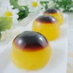 香橙焦糖果凍