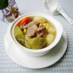 青萝卜马蹄猪骨汤
