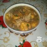面筋菌菇汤