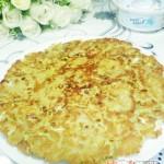 包心菜黑米馒头煎饼
