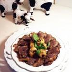 豆香卤牛肉