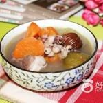 青红萝卜猪骨汤