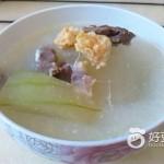 冬瓜咸蛋汤