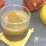 鲜榨雪莲果原汁