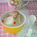 茯苓山药龙骨汤