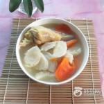 胡萝卜粉葛鸡汤