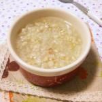 大米燕麦粥