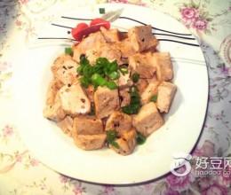 豆豉焖豆腐