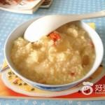 小米苹果粥