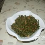 干豇豆炒肉末
