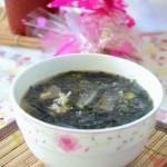 洋葱紫菜蛋汤