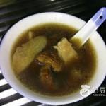 三菌土鸡汤