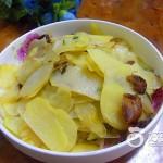 香肠土豆片