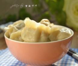 韭菜白菜猪肉饺子