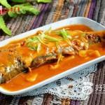 蔥油黃花魚