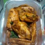 蚝油焖鸡翅