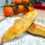 奶油面包卷