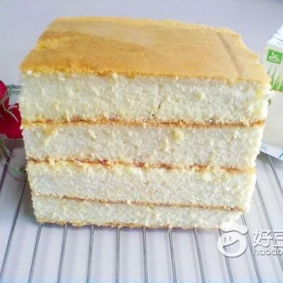 千层果酱蛋糕