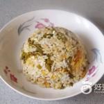 酸豆角蛋炒饭