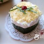 海苔肉松蛋糕