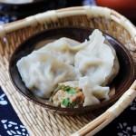 水萝卜三鲜饺子