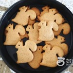 松鼠红糖饼干