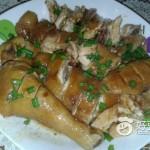 电饭煲酱油焗鸡