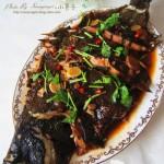 酱焖鸦片鱼