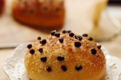 红豆椰丝包