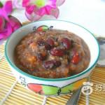 红芸豆小碴子粥