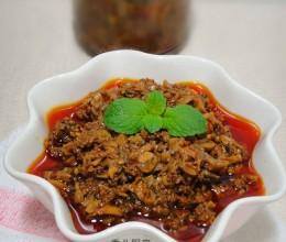 蘑菇牛肉酱
