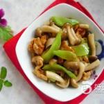 小炒蟹味菇