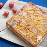 焦糖反转菠萝蛋糕
