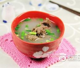 蒙山羊肉汤