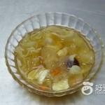 红枣百合银耳汤