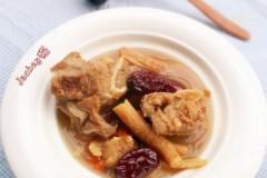 党参黄芪枸杞子汤